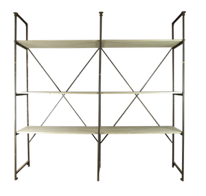 Paris Marque Steel Support Shelving Rack