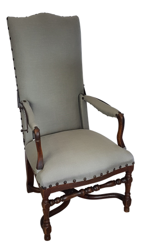 Upholstered Ratchet Chair