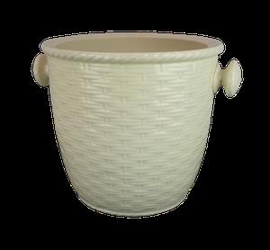 Creamware Pail