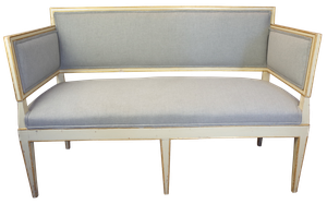 Louis XVI Style Painted Canope