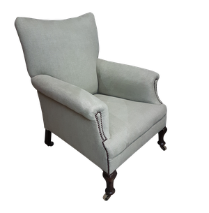 Armchair on Cabriole Legs