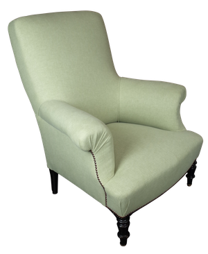 Upholstered Crappaud