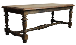 Low Table with Original Finish
