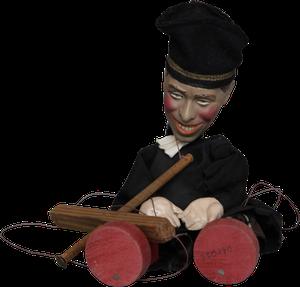 Judge Puppet