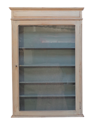 Bijoutier Cabinet in Original Paint