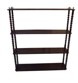 Rosewood Bobbin Shelf