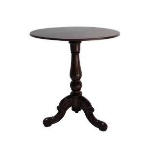 Early Victorian Mahogany Tripod Table
