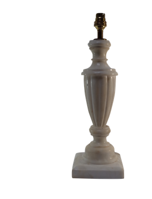 Marble Balluster Table Lamp