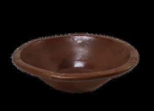 Two Salt Glazed Stoneware Pancheons