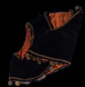Persian Child's Velvet Waistcoat