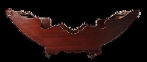 George III Mahogany Stilton Coaster