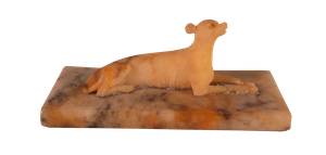Alabaster Greyhound
