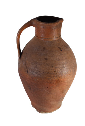 Large Stoneware Ptcher