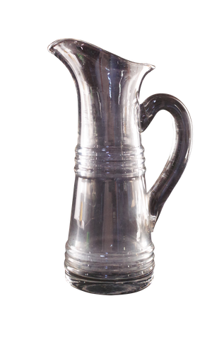 Normandy Glass Cider Jug