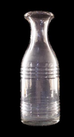 Normandy Glass Cider Carafe