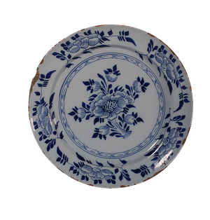 Large Delft Plate