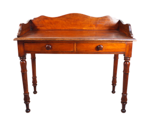 Victorian Fruitwood Washstand in Original Finish
