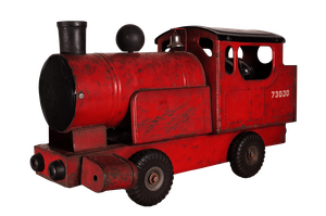 Child's Triang Tin Plate Locomotive