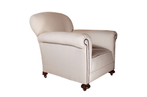 Edwardian Country House Armchair