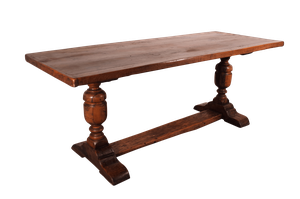 Oak and Pine Refectory Table
