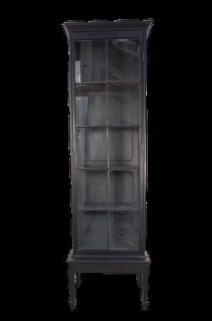 Glazed Display Cabinet on Raised Base