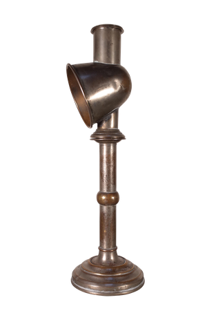 Nickel Student Lamp