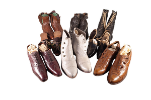 Eight Pairs of Ladies Boots and Shoes
