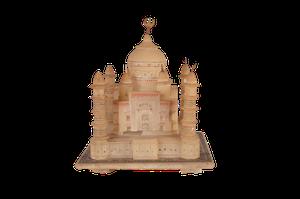 Alabaster Taj Mahal