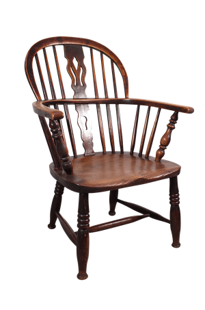 Elm Windsor Chair