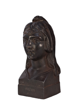 Cast Bust of 'Ortie'
