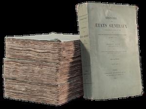 Four Decorative Volumes