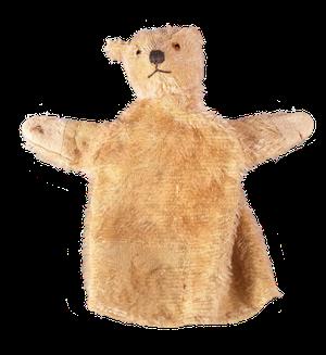 Plush Bear Glove Puppet