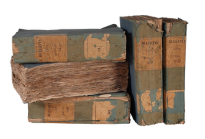 Collection of Five French Volumes