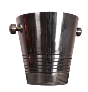 Plated Deco Champagne Bucket