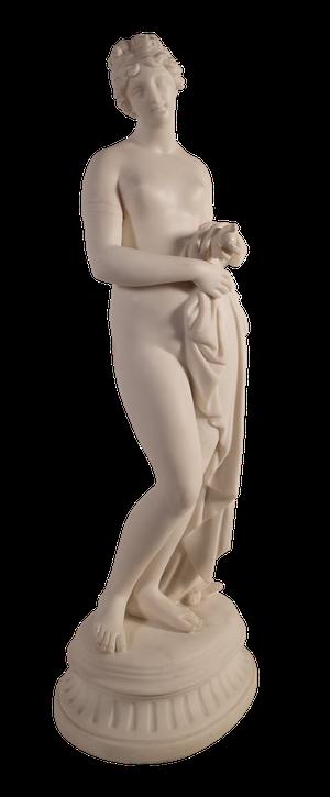 Parian Ware Figure of Venus