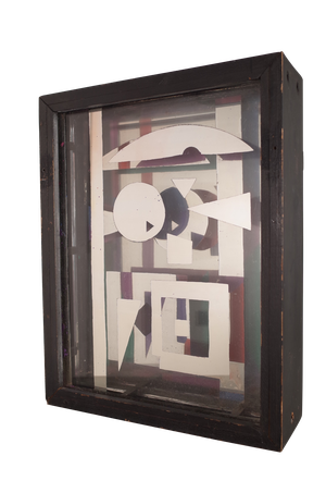 Space Mirrors by Humphrey Spender