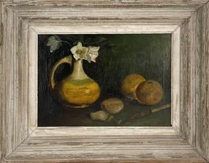 Oil on Canvas of Still Life