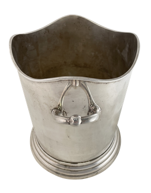 Plated Louis Roederer Champagne Bucket