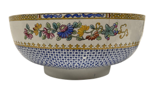Group of Copeland Spode Fruit Bowls Including Portland Vase and Spodes Tower Patterns