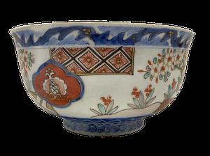 Meiji Period Imari Bowl