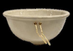 Creamware Ironstone Colander
