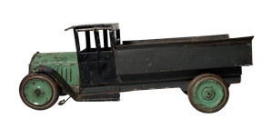 Childs Painted Tin Truck