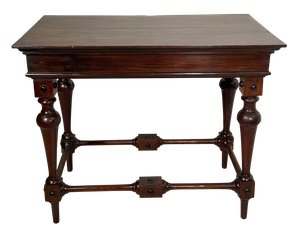 Pitch Pine Aesthetic Movement Side Table