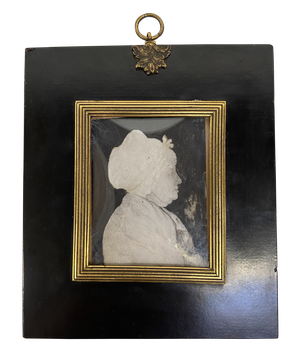 Portrait on Ivory of Mrs Alexander Rouge Mont