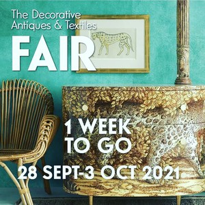 Getting the final peices of stock ready for the welcome return of the best in antiques, art and design the UK hasn't offer under one roof for six days only. @decorativefair We will be exhibiting in our usual spot between the foyer and the main hall. I've bought the wine, packed the nibbles so drop by and say hello, we've missed you!  #antiquedealersofinstagram #decorativefair #decorativefairbattersea #designer #decor #interiordecorating #interiors #interiordesign #interiorstyling #antiquesaregreen #antiquepainting #antiques #textileart #textiles #antiquesforsale
