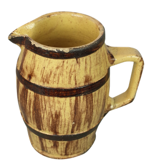 Earthenware Bistro Jug