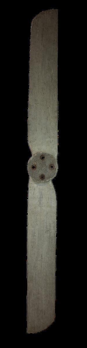 Painted Wooden Propeller Blade