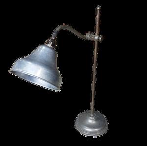 Aluminium Clerks Lamp