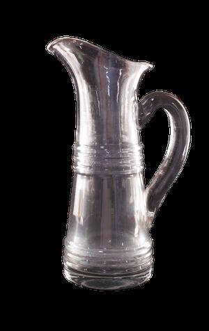 Normandy Glass Cider Jug