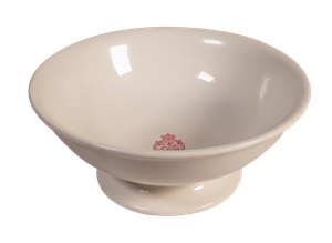 Edwardian Hotelware Footed Bowl by F & C Osler